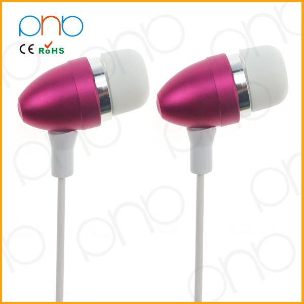 High quality product of radiation free air tube headset with CE and RoHS