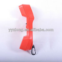 Newest design big button telephone handset for auto-dial recording SOS emergency household seniors phone A07