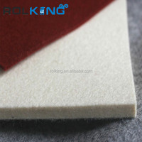 recyclable 8mm 10mm 15mm wool felt for polish