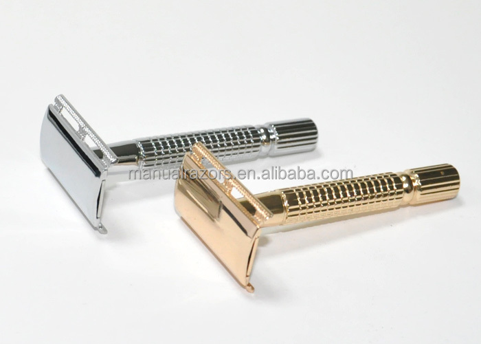 Shaving Switch Blade Razor Set Safety Razor for Men