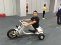 500W 3 wheel drift scooter electric racing mobility scooters for adult