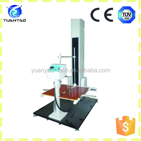 Alibaba approved single-arm type drop impact tester