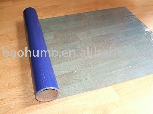 wooden floor protective film