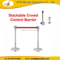 Best quality hot-sale chain crowd control barrier