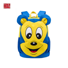 Brand new cute cartoon kids backpack trolley school bags for boys