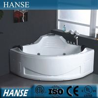 HS-B249 bath tub with shower/ jetted two person tubs/ hydro bath tubs