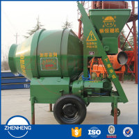 Factory Manufacturing Price JZM Electric Portable Mobile Concrete Mixer Equipment