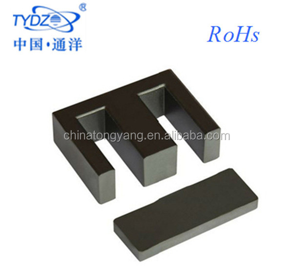 TYDZ Tongyang EI core for EE bobbin soft ferrite core