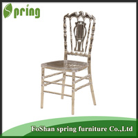 JD-30S Hot selling factory price Wholesale clear And Resin Napoleon Chair