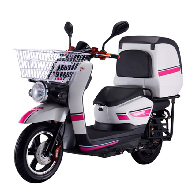 Best <strong>price</strong> EEC 1500W 60V 26Ah pizza delivery electric scooter wholesale