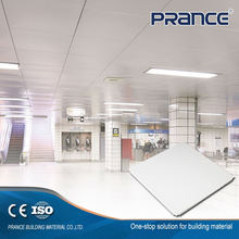 SGS Certificated Cheapest suspended ceiling