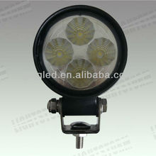 12w led car work light,auto turning light car lighting accessories