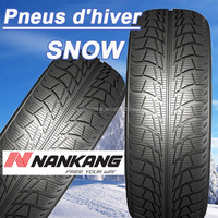 Pneus d'hiver NANKANG PCR SUV 4X4 Winter Tires Ice Snow Tires Taiwan tire