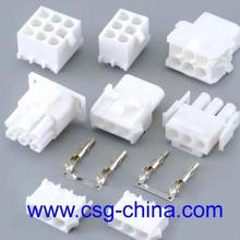 6.35mm Pitch SMT type Wafer connector