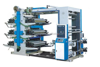 cylindrical flex printing machine