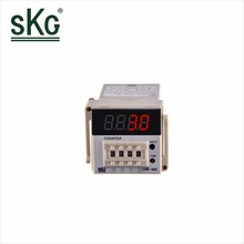 CMF-48E 4 digit multifunction panel digital counter meter frequency use in wire cable length measuring meter