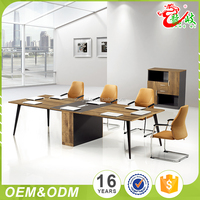Foshan Shunde Furniture Modern Executive Luxury Office Boardroom Conference Table