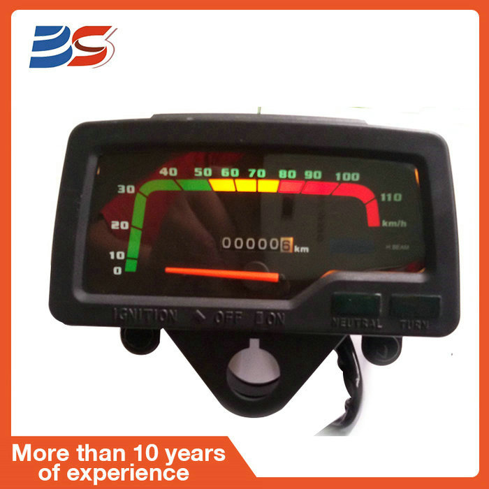 Universal Iron Inductive Digital Motorcycle Rpm Meter