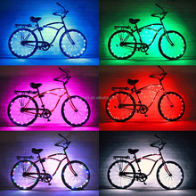 Bicycle Wheel Spoke / Light String (1 pack) - Colorful Bicycle Tire Accessories- Waterproof