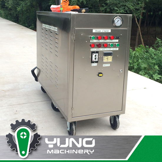 vapor machine for boiler tube cleaning/mobile diesel vapor steam car wash equipment