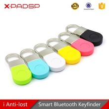 Anti-lost alarm bluetooth wireless key finder smart product with gps tracker