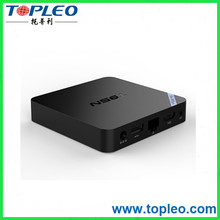 Hot sex veido dual core t95n tv box android tv box remote control