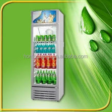 coke commercial refrigerator