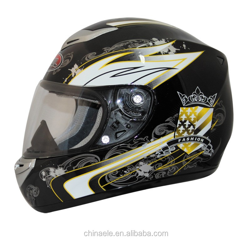 High quality ECE certificate Full face helmet for Europe market