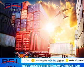 COSCO shipping line cost china to Tirana Durres Albania by Air sea freight agent express service