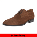 2016 Mens Oxford British style suede upper shoe