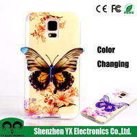 beautiful butterfly 3d phone case for samsung galaxy s5 case