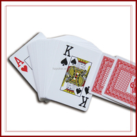 Kylin brand playing cards poker plastic
