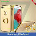 Newest Ring Stand3 in 1 Ring PC Mobile Phone Case Cover For IPhone 7 7s