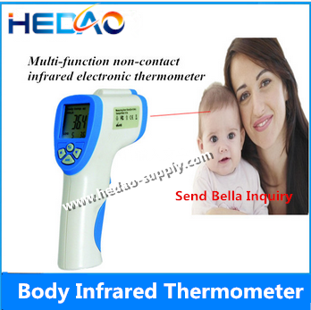 Temp IR Body Temperature Thermometer - Infrared for Baby Adult Child - Non-contact - Clinical Thermometers