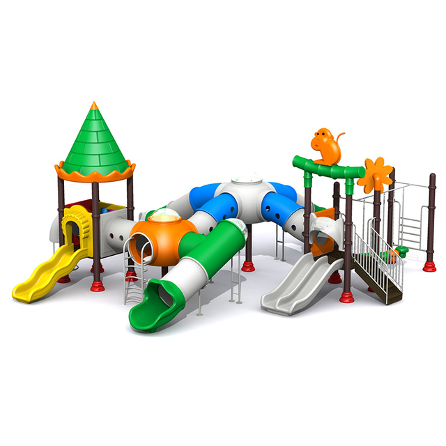 KidsPlayPlay 2017 Cheap Products Baby Castle Series Amusement Park Outdoor  Playground