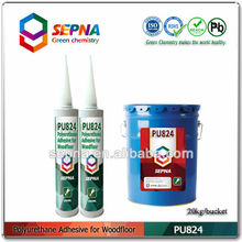 Senior fast curing wood floor structural pu/ployurethane sealants with factory price