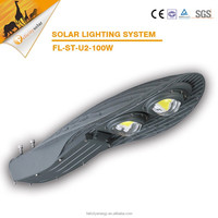China supplier 100 watt solar power modular outdoor led street light