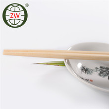 Disposable bamboo organic chopsticks with custom logo