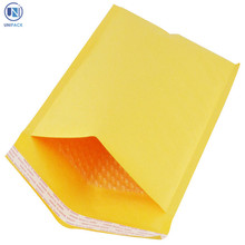 China Alibaba custom printed kraft padded envelopes bubble mailer