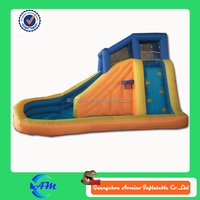 small slide pool for kids residential slide pool for sale inflatable mini slide with pool