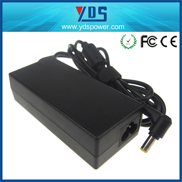 ac dc adapter 220v to 12v for TOSHI laptops with 19V 3.42A 5.5*2.5MM notebook power adapter