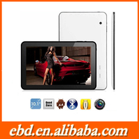 2015 new 10.1 inch Android 4.4 KITKAT tablet pc A31S Quad Core 1G RAM 32G ROM tablet pc 6000mah battery custom logo, package