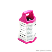 8'' 9'' 10'' six side Food grade Multi function kitchen grater