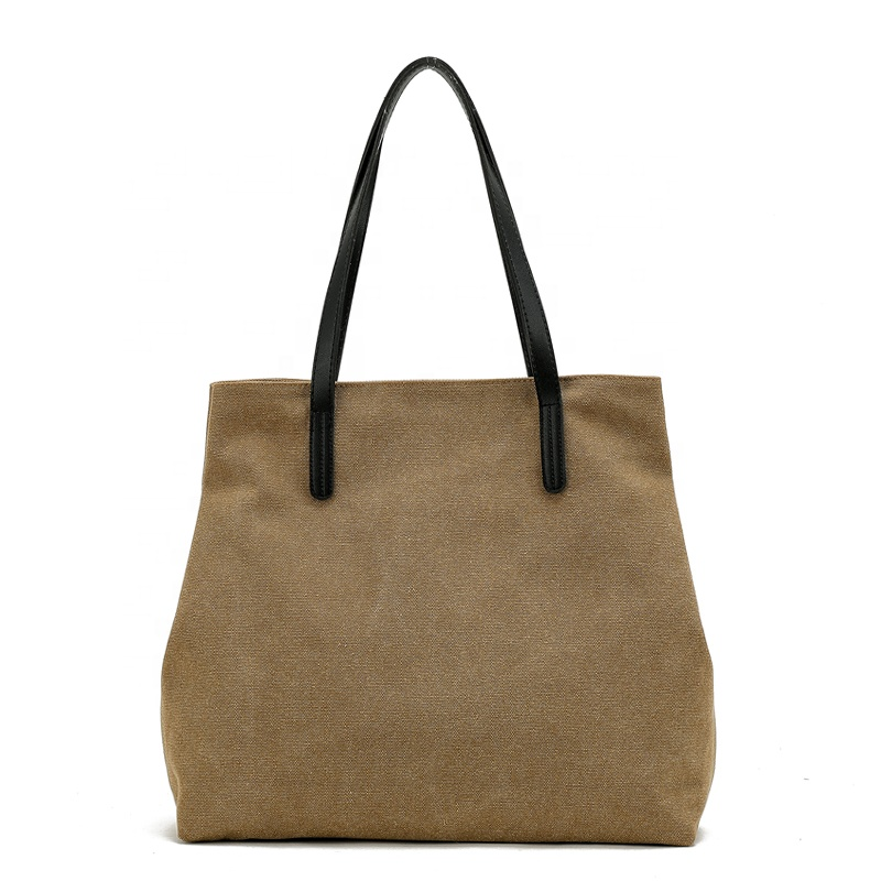 promotion plain high quality expensive custom eco bag 16oz cotton canvas grocery bag with zipper