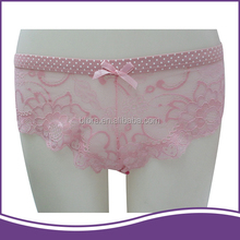 Fit and non-slip young girls sexy lace japanese panty in custom
