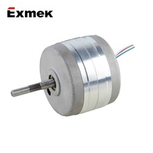 Dc brushless fan motor for air conditioner Servo radiator cooling fan