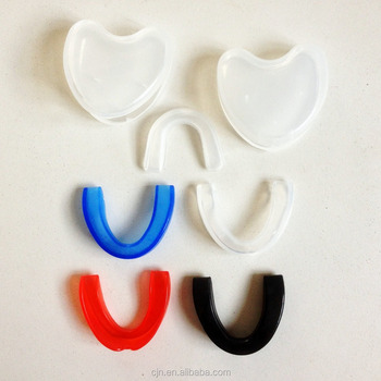 Wholesale boxing equipment protection for teeth mouth guard for men