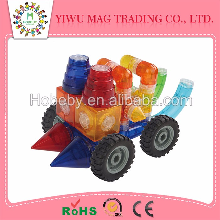 Alibaba china supplier Top Educational 2016 new toys for children and magnetic blocks toys