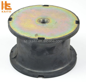 Hamm Compactor rubber buffer road roller spare parts