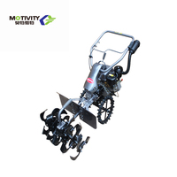 MOQ 1 Set Diesel Mini Rotavator Tiller with Low Price